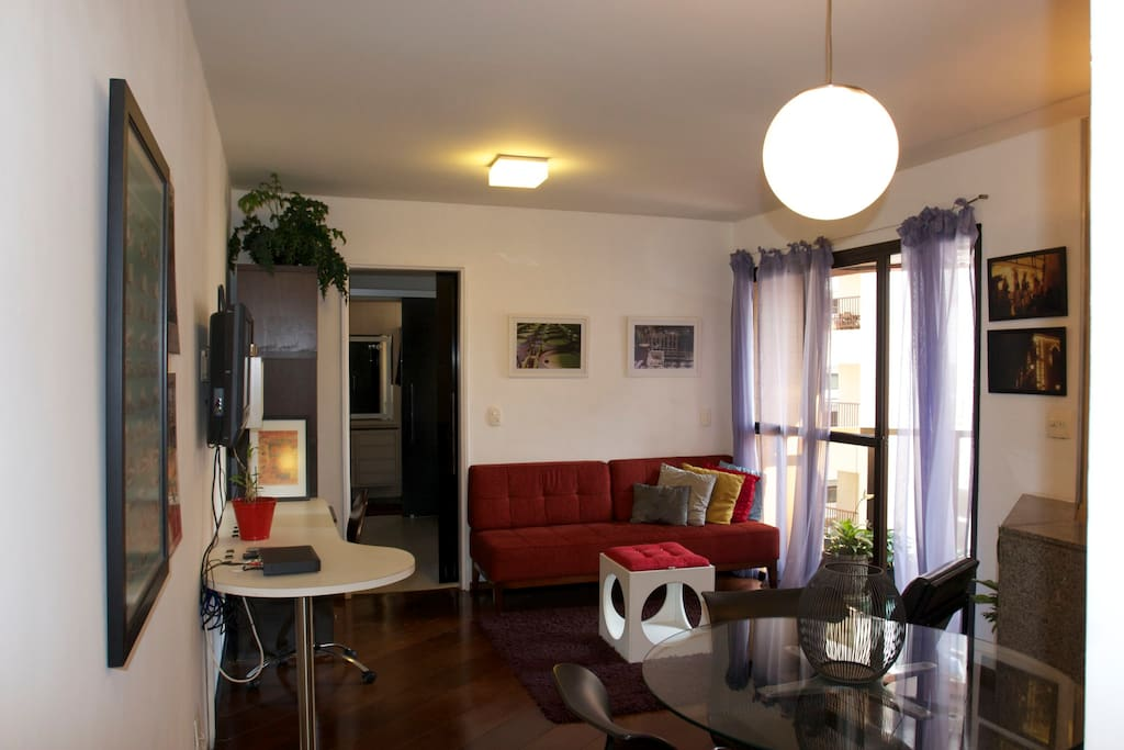 Cozy furnished apartment s o paulo apartments for rent for Apartments in sao paulo brazil