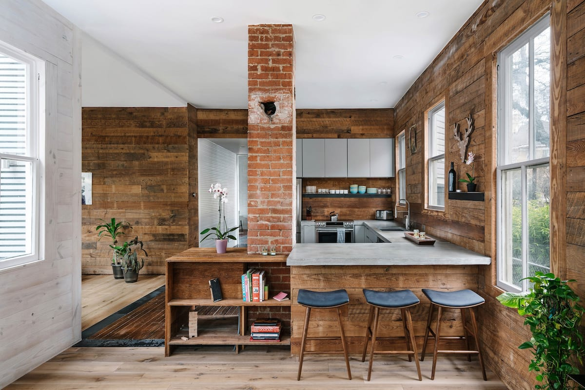 Architect Renovated Historic King William Home