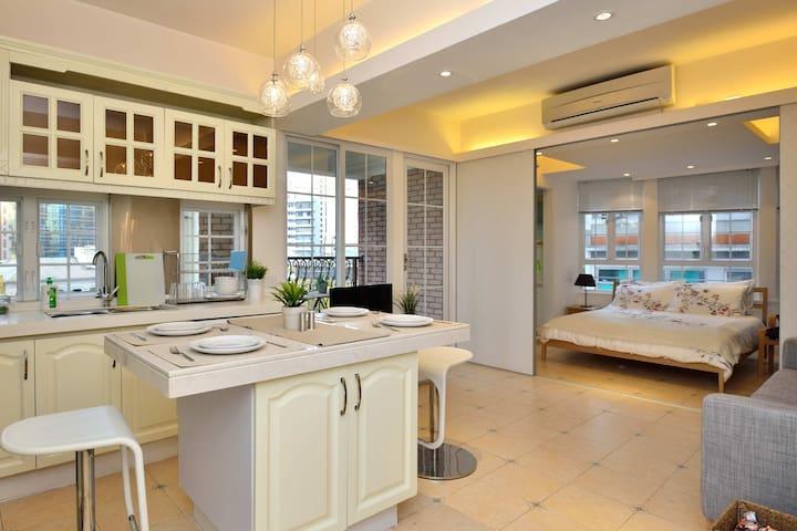 Soho Sweet Apartment W Balcony - Central