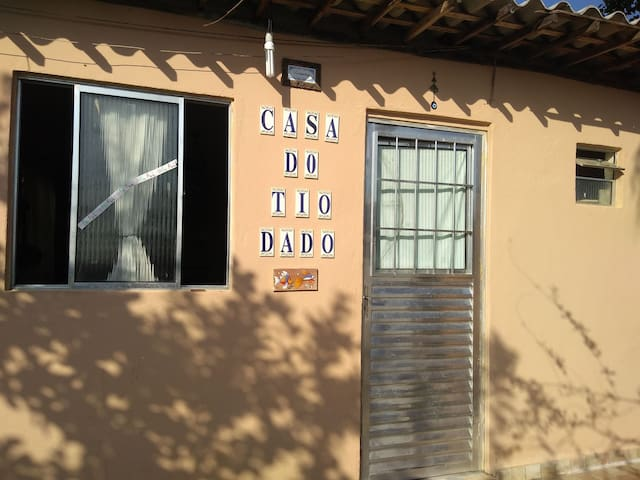 CASA DO TIO DADO.