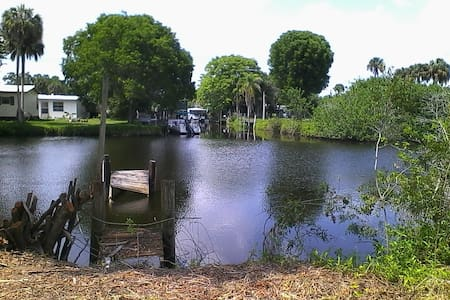 Marina Park Place - Florida Getaway by The River - Fort Myers - Rumah