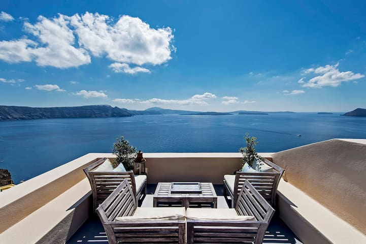"The ""Perfect Hideaway Studio"" ! - Santorini - Apartamento"