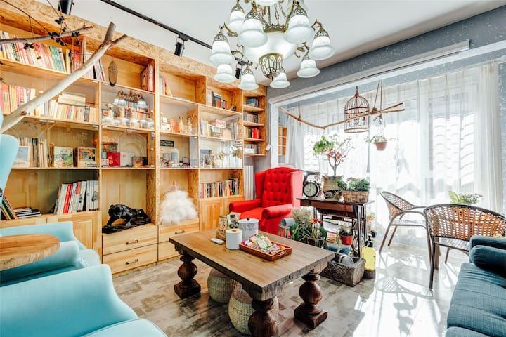 【光阴故事】平谷景区周边,温馨舒适怀旧两居室 - Peking - Dům