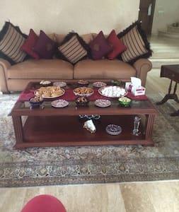 Luxury Villa - Imzouren - Bed & Breakfast