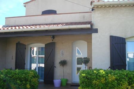 Grande Maison à 5mn de la plage - Marignane