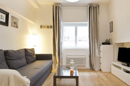 Nice Duplex for 4P Center Paris Marais-Montorgueil - パリ - アパート