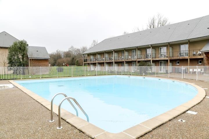 Appartement proche d'Honfleur (long séjour)