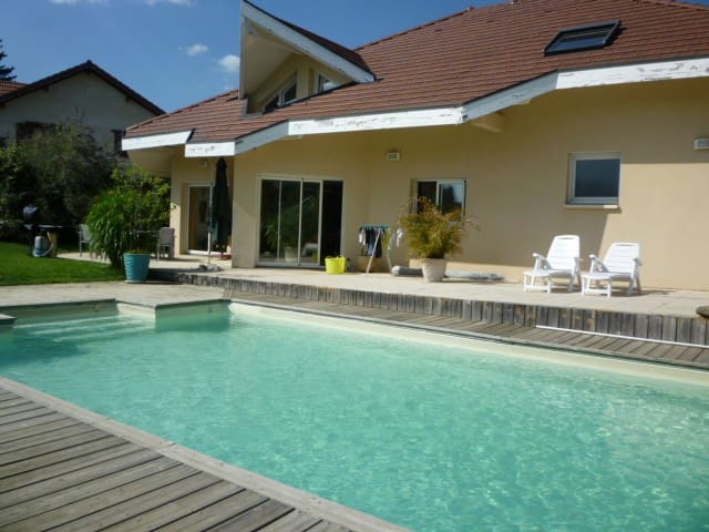 B&B - Chez Brigitte & Sylvain. - Annecy - Bed & Breakfast