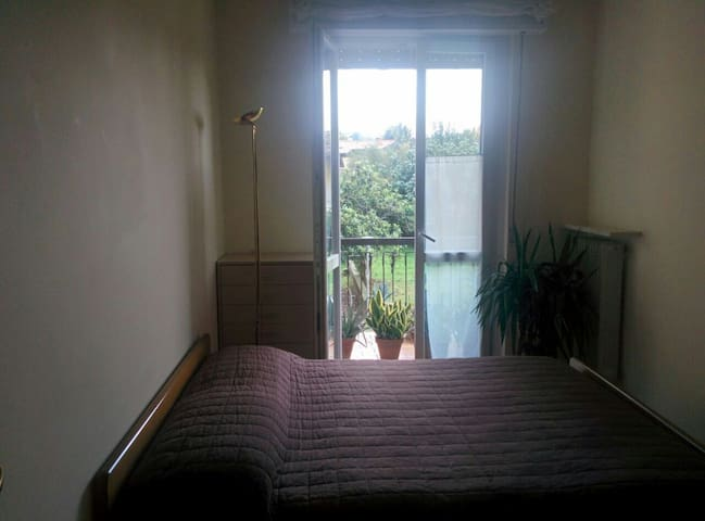Double bedroom 5 km Garda Lake