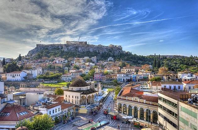 Афины отзывы туристов