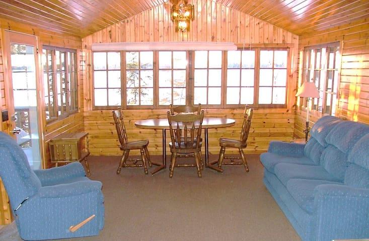 Cabin 7-Big Timber Resort, Minnesota's North Woods