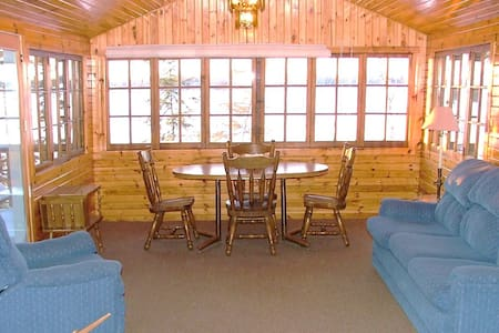 Cabin 7-Big Timber Resort, Minnesota's North Woods
