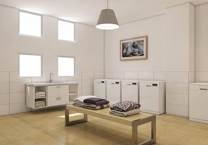 DEPARTAMENTO  COMPLETO IDEAL PAREJA - Santiago - Apartment