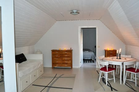 Cozy apartment in quiet neigborhood - Karlshamn