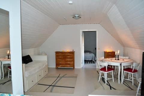 Koselig leilighet i rolig nabolag (50 M2)