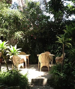 Chambre dans villa avec jardin - Tangier