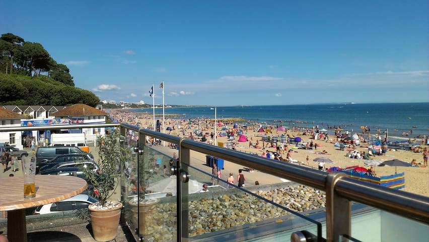 Beach Retreat close to everything in Bournemouth - Bournemouth - Appartement
