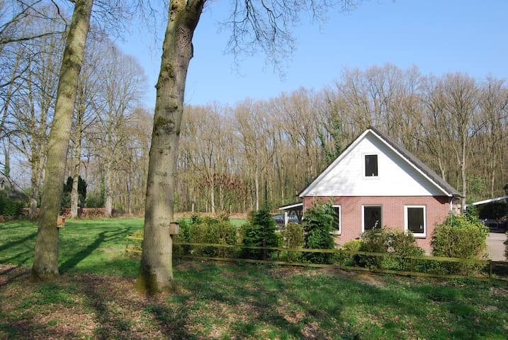 Forest cottage in the rural countryside - Voorst Gem Voorst - Casa