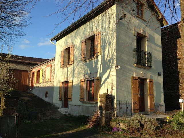 Village guesthouse - Siaugues-Sainte-Marie - Hus