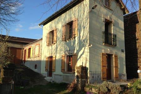Village guesthouse - Siaugues-Sainte-Marie