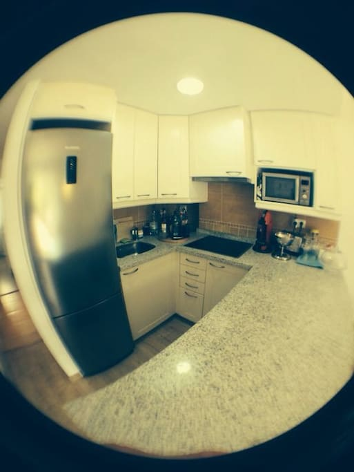 Kitchen (downstairs)
