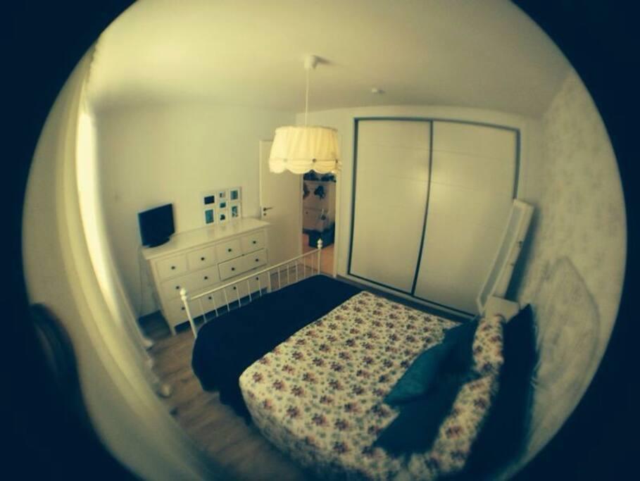 Bedroom (downstairs)