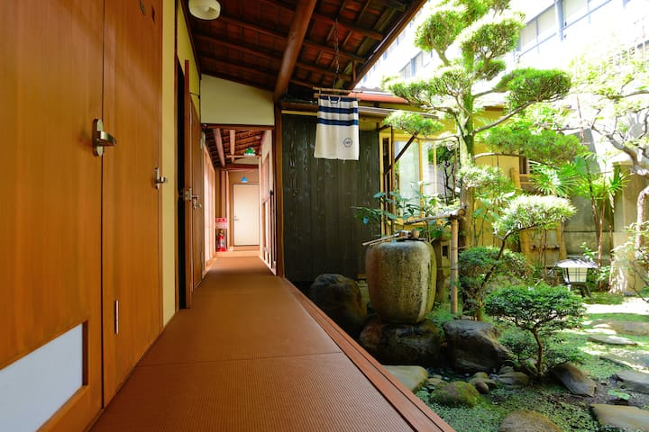 Traditional Twin Room (No Towel) - Kyoto - Bungalow