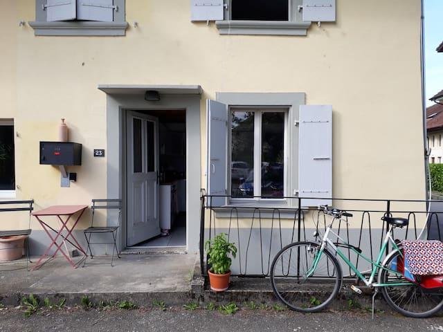 Charmante petite maison proche du lac