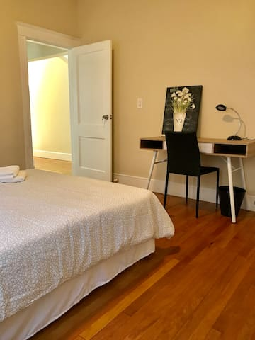 Sunny and spacious room near Boston College  61/B