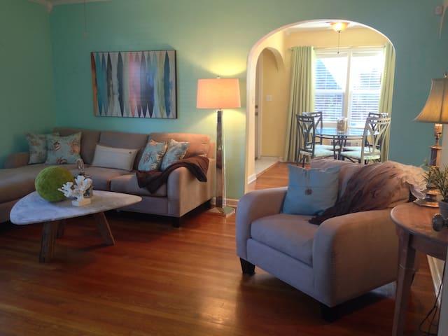 Tranquil Getaway 2 BR Home - Lake Worth - Haus