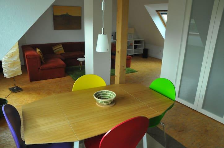 Modernes Apartment im Zentrum
