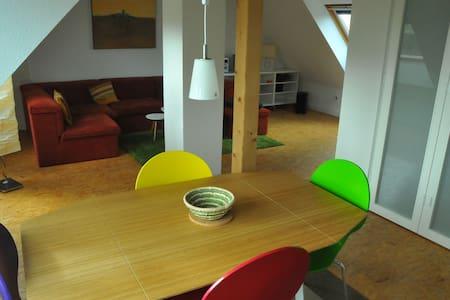 Modernes Apartment im Zentrum - Oldenburg - Pis