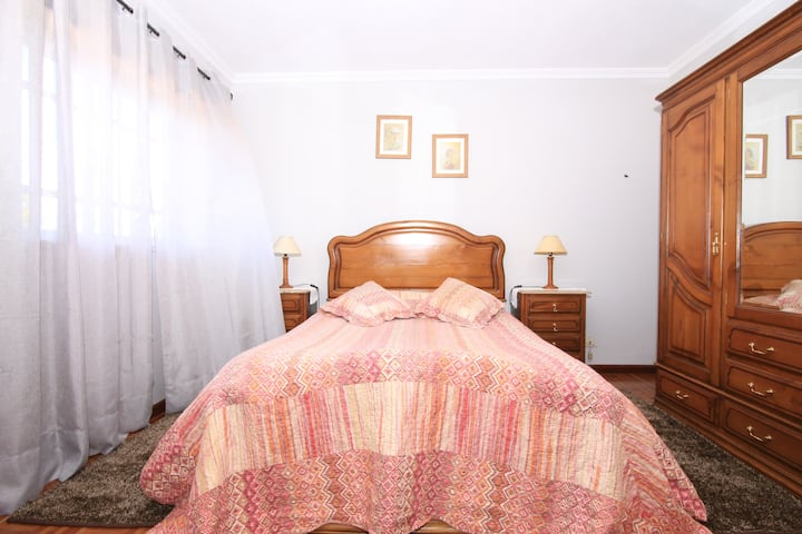 Double bedroom in Dwelling, Cantanhede