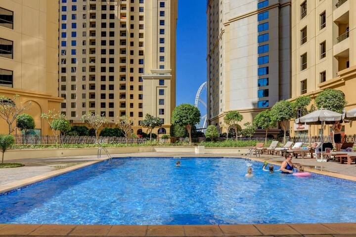 JUMEIRAH BEACH RESIDENCE*2BED*VIBRANT LIFESTYLE