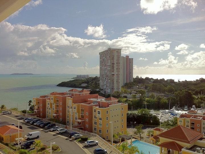 Sub-Pent w/ Ocean & City views Pena Mar Ocean Club