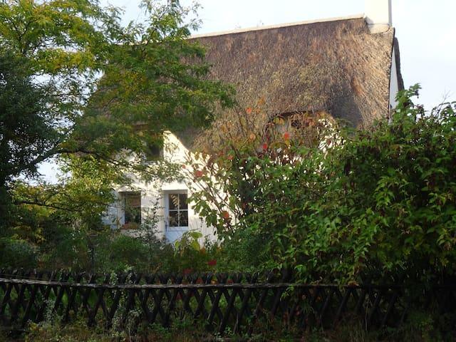 Chaumière au coeur de la Brière - Saint-Lyphard - Dům