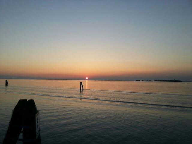 beautiful view on the lagoon - Lido - Wohnung
