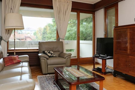 Beautiful Champel flat with terrace - Ženeva - Byt