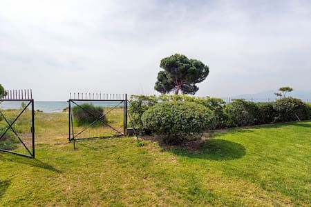 Villa Hoopoe-30meter from the beach - Schinias - Villa