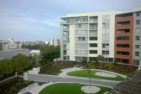 Inner city new apartment, great views and location - Newcastle West - Pis
