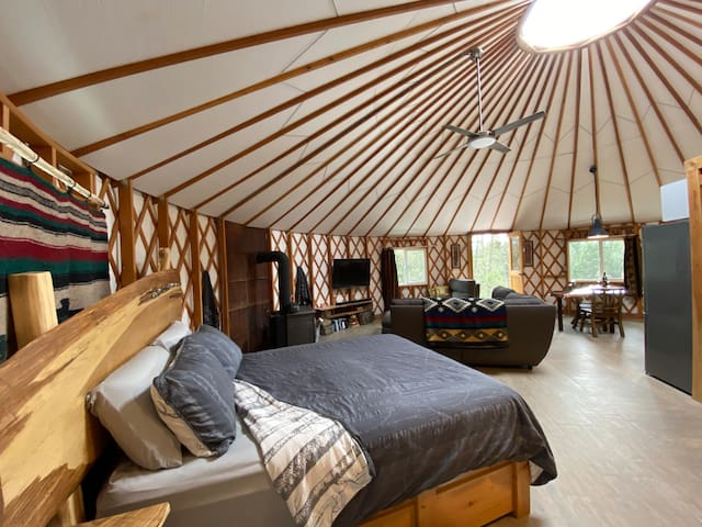 Yurt Life - Peace and Serenity in Nature