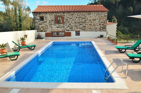 Private cottage & Pool,no sharing with others.