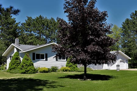 Greenwood Getaway (Escanaba, MI): open year-round!