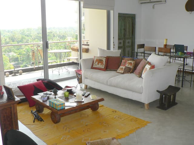 2BedRm/2Bath with beautiful views.  - Sri Jayawardenepura Kotte - Wohnung