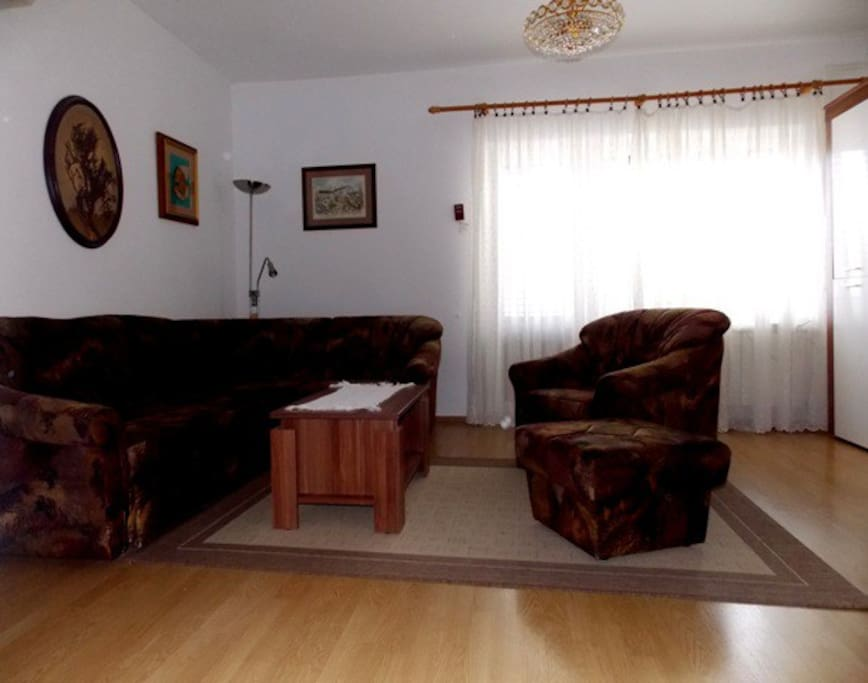 Living room or second bedroom