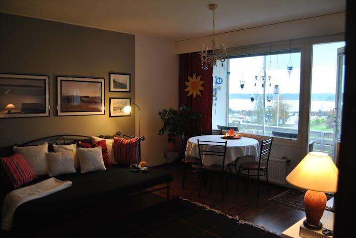 Yksiö  Studio - Taalintehdas - Lejlighed