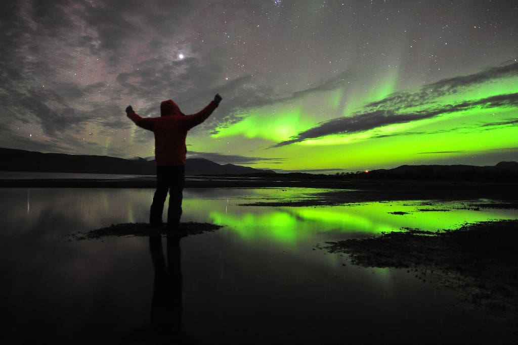 We can help you with Northen Light tours and transfer to almost anywhere!