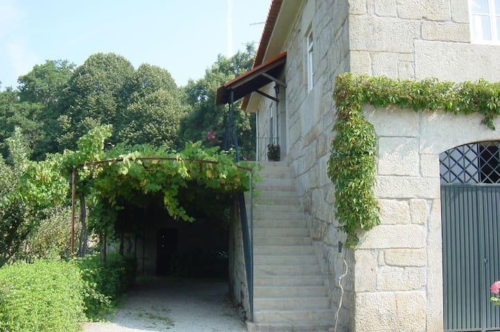 Vila Guiomar - Casa da Eira - Alvarenga, Arouca - Вилла
