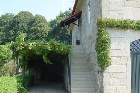 Vila Guiomar - Casa da Eira - Alvarenga, Arouca