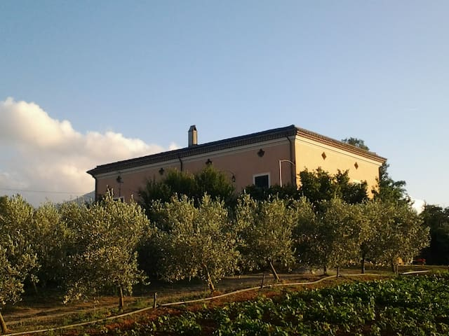 Elegant b&b in Pollino - 1st room - Rotonda - Bed & Breakfast
